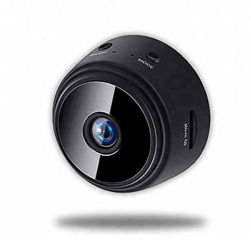 Cámara Espía 4K HD CAMUFLADAS-Mini Camara Bluetooth WiFi&Camara vigilancia Oculta Micro con Batería Larga Duracion-pequeña, Detección de Movimiento