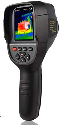 手持ち型熱赤外線イメージャ 可視光カメラ付きポータブルサーモグラフィー IR分解能300,000ピクセル、-20?300℃の温度範囲 by Tiang