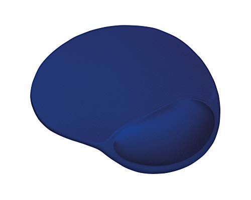 Trust Bigfoot Muismat Mouse Pad, Blauw