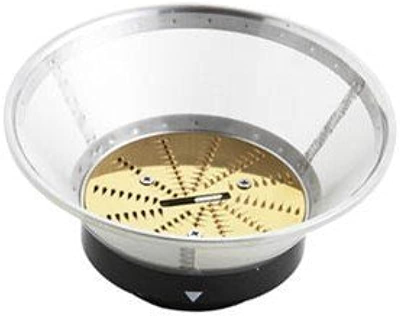 Mesh Filter Basket BR 3 For Breville Juice Fountain Elite 800JEXL And The Juice Fountain Duo BJE820XL