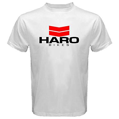 HARO Bikes Tee BMX Mountain Bicycle Mens Tshirt