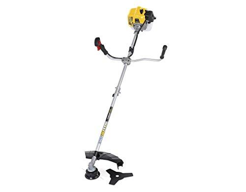 PowerPlus powxg3042Gasoline 1250W Grass Trimmer–Grass Trimmers (Gasoline, Black, Silver, Yellow)