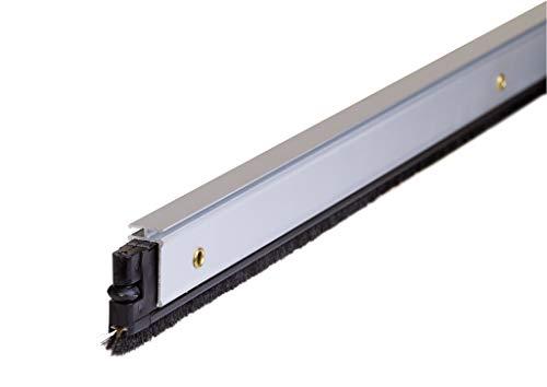 Desconocido 600C82BR - Burlete bajo Puerta automático de Metal Color Bronce Alma