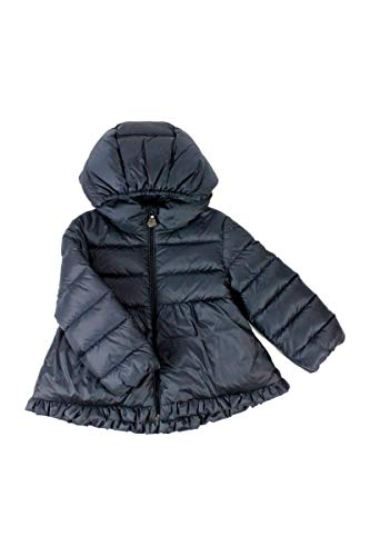 Moncler Luxury Fashion Bambina 1A5301053048778 Blu Poliammide Piumino | Autunno-Inverno 20