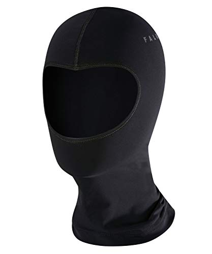 FALKE Unisex, Face Mask Maximum Warm Face Mask Funktionsfaser, 1 er Pack, Schwarz (Black 3000), Größe: ONESIZE