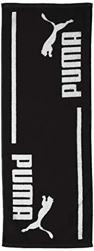 [プーマ] トレーニングウェア BOXタオル [ユニセックス] AC0065 ブラック (02) 日本 フリーサイズ (FREE サイズ)