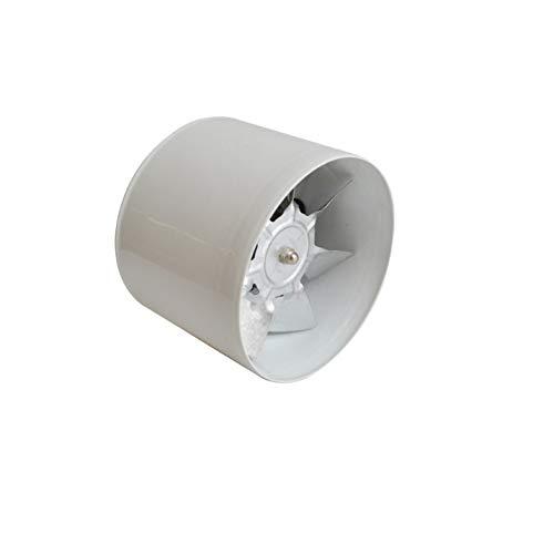 JYDQM Cocina, Inodoro, Ventilador de Escape, Rejilla, Mini Ventana, Ventilador de Escape, ventilación de Aire, soplador de Tiro, Tubo de Metal, Extractor