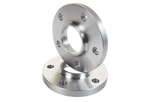 V-MAXZONE M-1327 - Espaciadores de rueda de aluminio (15 mm, 60,1 mm, 5 x 108, para coche automático)