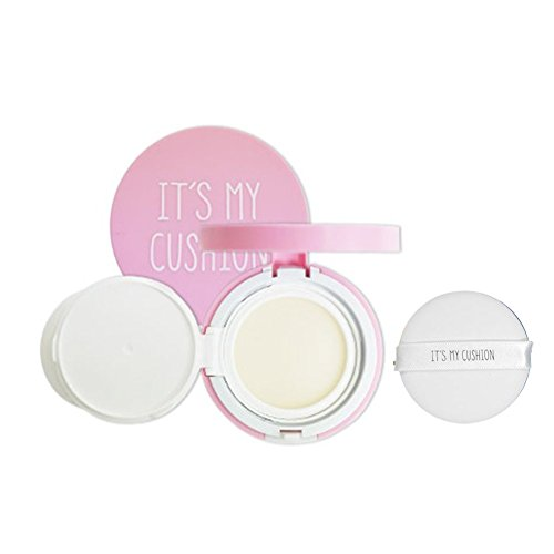 Its My Cushion Case DIY BB Cushion Pact cosmetic Case with Sponge, internal case, Make your own cosmetic case (Cushion Case (Pink))