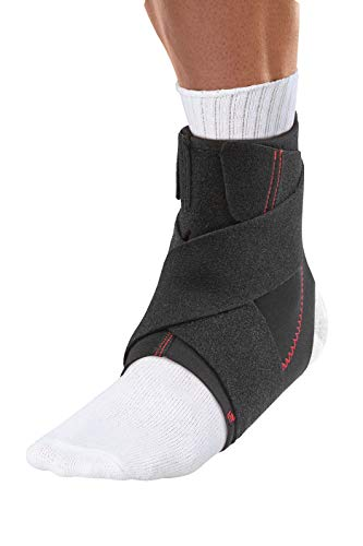MUELLER Adjustable Ankle Support OSFM Black 42037