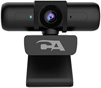CA Essential Webcam 1080HD AF USB Webcam with Microphone for Desktop or Notebooks 1080p Webcam product image