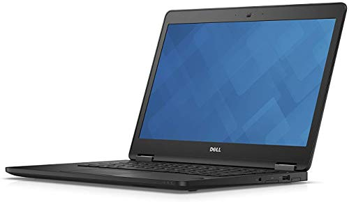 Windows 10 Dell Latitude E7470 Quad Core i7-6600U Laptop PC - 8GB DDR4 - 256GB SSD - HDMI -(Renewed)