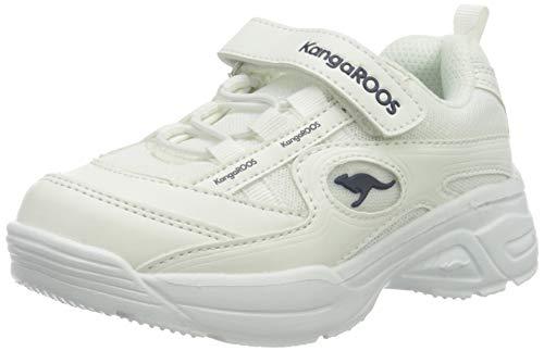 KangaROOS KC-Chunky EV Sneaker, White 0000, 36 EU