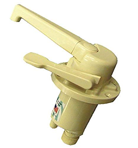 J & C Water Systems R3700CW Colonial White Dual Flow Water Pump