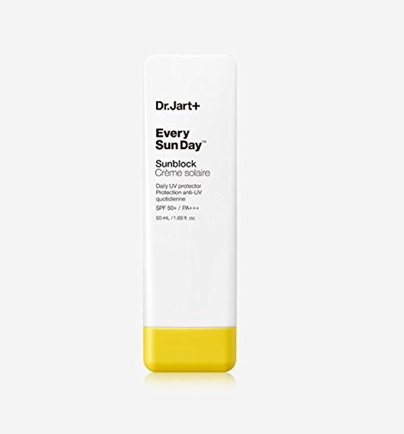 東生息地破滅[Dr.Jart+] NEW ドクタージャルト エヴリ サンデー サンブロック 50ml スキントーン クリーム タイプ SPF50+ PA+++ / NEW Every Sun Day Sunblock [並行輸入品]