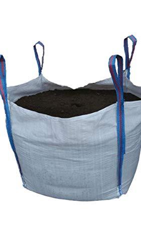 Agrigem TOP SOIL GRADE 1 SCREENED BULK BAG 850KG | HIGHLY FERTILE AS CONTAINS LOTS OF NUTRIENTS & ORGANIC MATTER