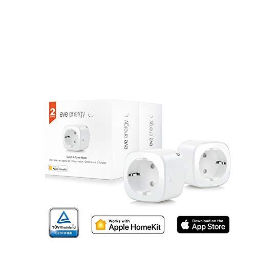 Eve Apple HomeKit-Unterstützung,
