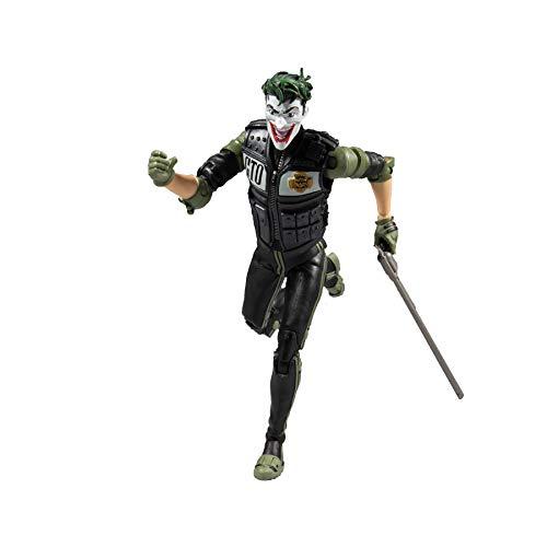 McFarlane Toys DC Multiverse The Joker: Batman White Knight #8 (Comics 2017)