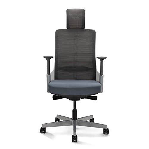 UPLIFT Desk - Vert Ergonomic Chair (White)