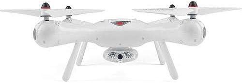 Glory.D RC Drohne, Original Syma X25 PRO GPS WiFi FPV, 1MP HD Kamera, 2,4 GHz Frequenz, ein Schlüssel für Start Lande Rückkehr, H n-Wartung, Follow me, Headless Modus, Rotation 360 Grad, Weiß