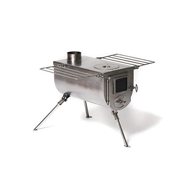 Winnerwell Woodlander Deluxe Cook Tent Stove
