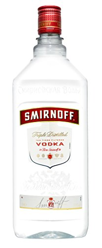 Smirnoff Vodka Red Label No. 21 1,00l