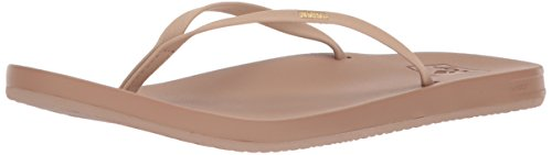 Reef Women's RF0A39U6 Sandal, Nude, 9
