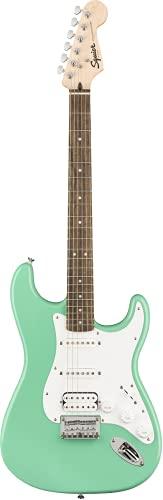 Squier FSR Bullet® Stratocaster® HT HSS Laurel - Tabla de dedo, color verde
