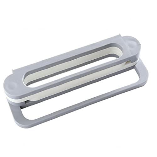 Titular de la zapata del estante colgante de pared del deslizador bandeja plegable resistente al agua de baño de toallas gratuito Punzón para Puerta de entrada de la puerta del armario rack Drenaje
