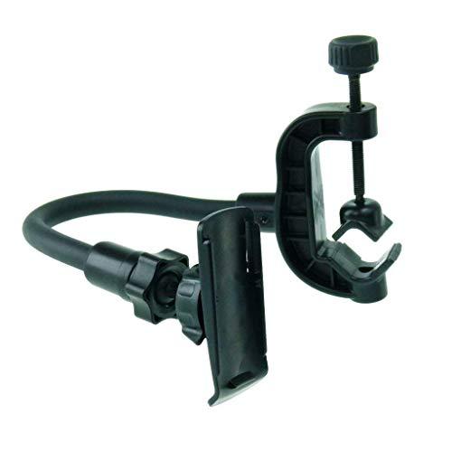 Buybits / Chariot Golf Pince Flexible Dédié pour GPS Garmin Etrex Touch 25 & Etrex Touch 35
