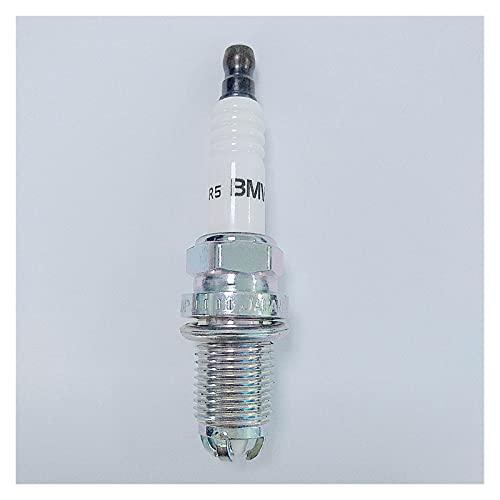 Yongyong MeiMei Store 6-8pcs 12120037607 Sujipador Ajuste para BMW E39 E46 M54 M62 E38 E65 E34 E36 Z3 320 528 Láser Doble Platinum BKR6Aqup 3199 (Color : 8 Pcs)