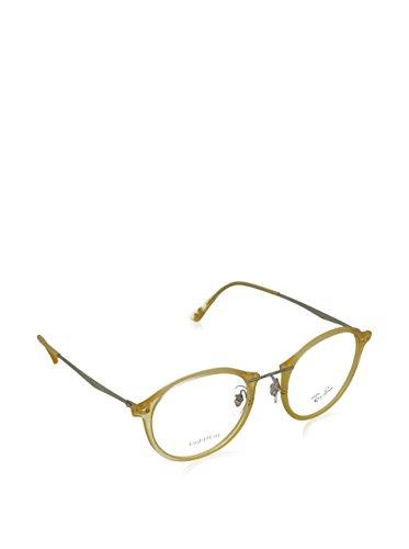 Gafas Ray Ban amarillas para Mujer