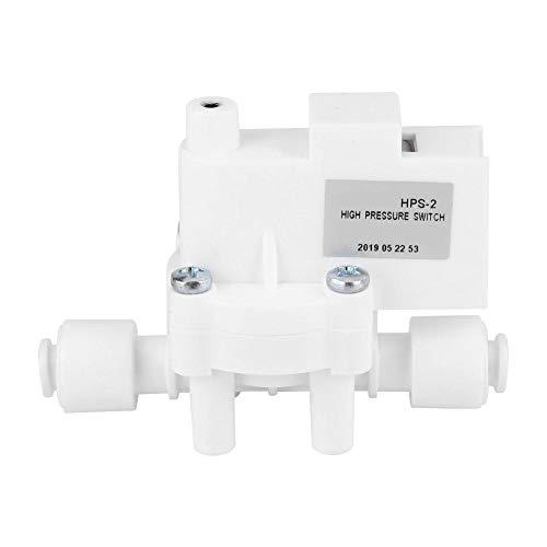 LetCart Interruptor de Alta presión de 1/4
