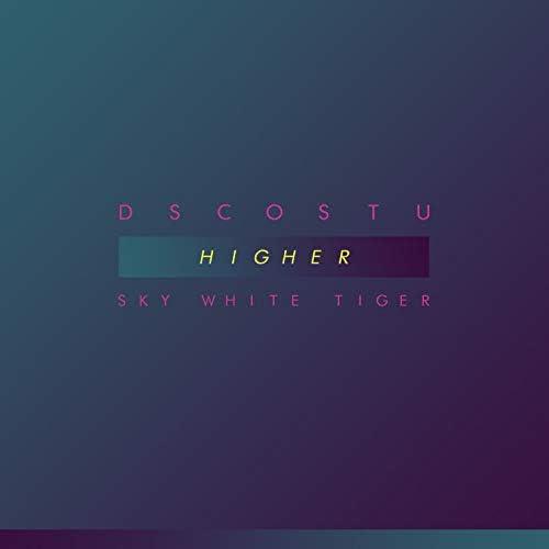 DSCOSTU feat. Sky White Tiger