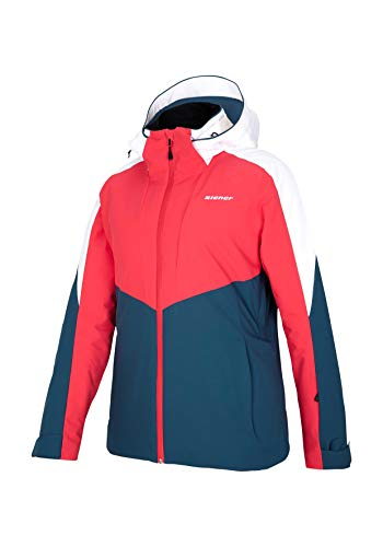 Ziener Damen POLIA Lady (Jacket ski) Jacke, Methyl Blue, 38