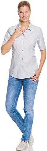Tatonka Odis Chemise Manches Courtes Femme, Sapphire Blue Modèle EU 42 2019 T-Shirt Manches Courtes