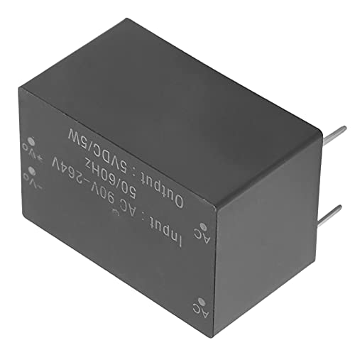 Isolation Switch Power Module, 220V‑5V Module Protection Intelligent Resin Control for Household