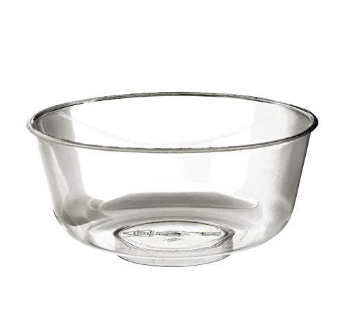 Fêter et recevoir 50 Coupes Glace/Dessert - Transparent