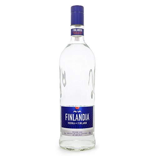 Finlandia Vodka - 40% Vol. (1 x 1 l)/Reinheit, purer Geschmack und Qualität auf ganz natürliche Weise.