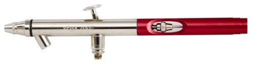 Airbrush Pistole Vega 2000 Set mit Schlauch, Double-Action, Saugsystem T-63