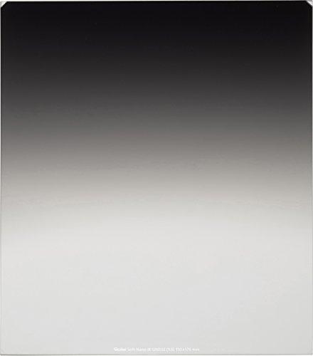 Rollei Profi Rechteckfilter - Grauverlaufsfilter mit weichem Verlauf aus Schott-Glas - Soft Nano IR GND 32 (1,5) 150 mm