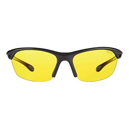 PRiSMA MURNAU DRiVE Blaulichtfilter-Brille -für Autofahrer, Radfahrer und Motorradfahrer bei Tag und Nacht - S923DB