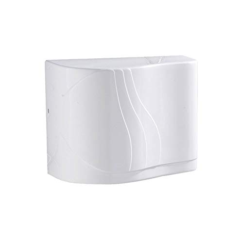 HDZWW Electric Hand Dryer - Smart Induction Electric 1600w Automatic Sensor Commercial Hand Dryer to Run Best for Washroom, Toilets, Kitchen Area