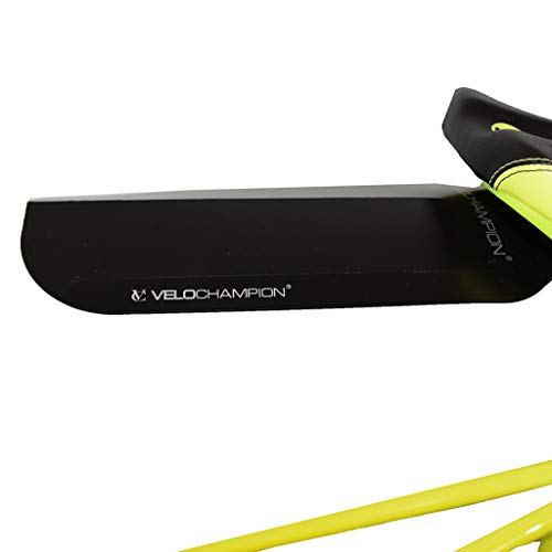 VeloChampion Achter Mountainbike/Commuter Fiets spatbord Fender. Waterdicht en beschermt tegen spatwater en modder