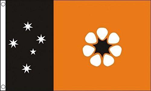 Australie territoire du Nord 3 'X2' Drapeau (90 cm x 60 cm)
