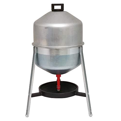 Breker Siphontränke 30 Liter verzinkt