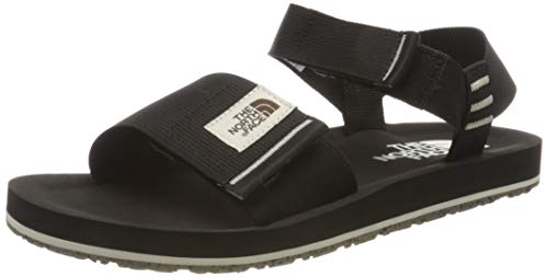 The North Face Women's Training Walking Shoe, TNF Black, Womens 12