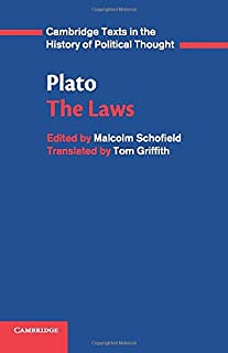 Plato: Laws (Cambridge Texts in the History of Political Thought)