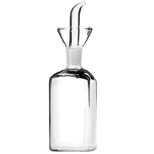 IBILI Botella de Aceite de Cocina de 500 ml de Cristal, 24 x 7 x 7 cm