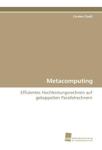 Metacomputing: Effizientes Hochleistungsrechnen auf gekoppelten Parallelrechnern